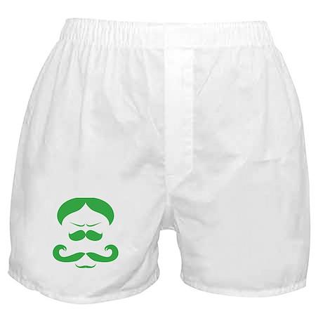 Mister Moustache Boxer Shorts