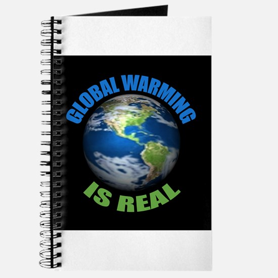 Global Warming - It's the Real Thing Journal
