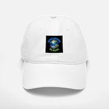 Global Warming - It's the Real Thing Baseball Baseball Cap