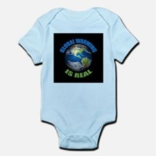 Global Warming - It's the Real Thing Infant Creepe