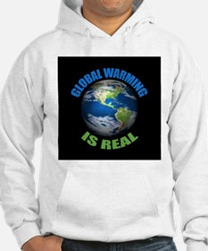 Global Warming - It's the Real Thing Hoodie