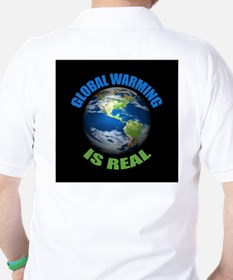Global Warming - It's the Real Thing T-Shirt