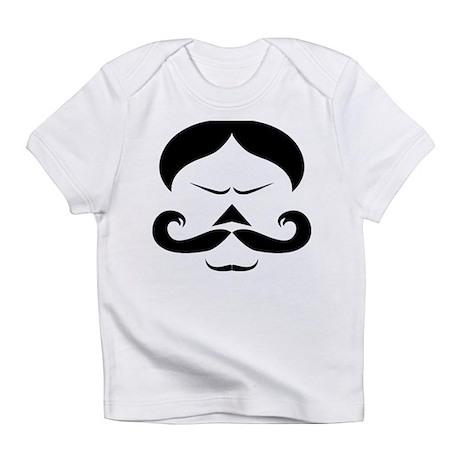 Mister Moustache Infant T-Shirt