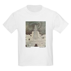 Dulac's Snow Queen Kids T-Shirt