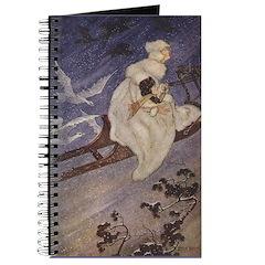 Winter's Snow Queen Journal