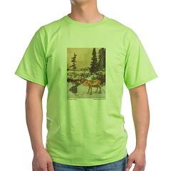 Dulac's Gerda & Reindeer T-Shirt