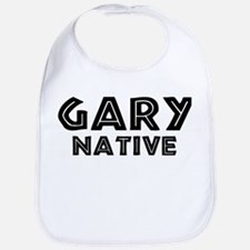 Gary Native Bib
