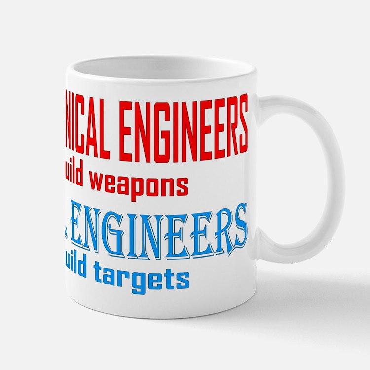 Mechanical vs. Civil Mug