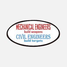 Mechanical vs. Civil Patches