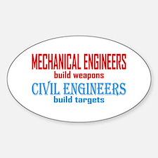 Mechanical vs. Civil Decal
