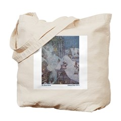 Dulac's Snow Queen Tote Bag