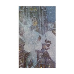 Dulac's Snow Queen Rectangle Decal