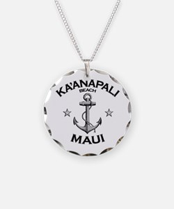 Ka'anapali Beach, Maui Necklace