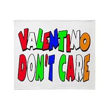 VRdontcare2 Throw Blanket
