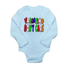 VRdontcare2 Long Sleeve Infant Bodysuit