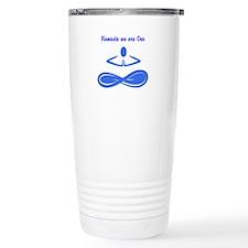 Travel Mug~ Namaste we are One