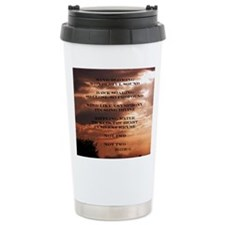 Travel Mug~Poem