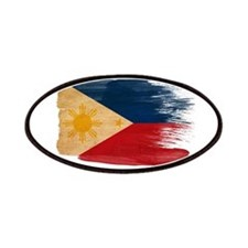 Philippines Flag Patches