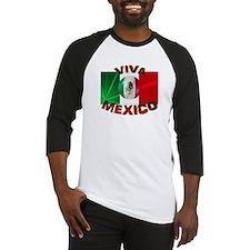 Viva Mexico Baseball Jersey