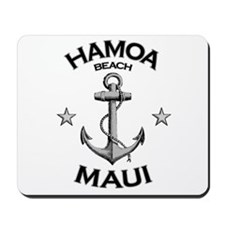 Hamoa Beach, Maui Mousepad