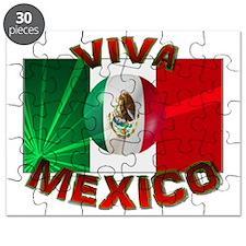 Viva Mexico Puzzle