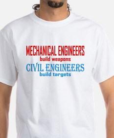 Mechanical vs. Civil Shirt