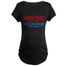 Mechanical vs. Civil T-Shirt