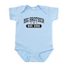 Big Brother 2012 Infant Bodysuit
