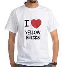 I heart yellow bricks Shirt