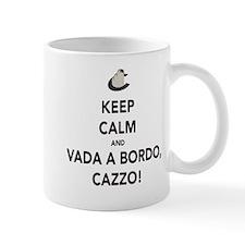 Keep Calm and Vada a Bordo Mug