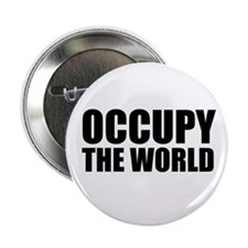 "Occupy The World 2.25"" Button"