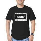 Casette Fitted Dark T-Shirts