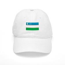 Uzbekistan Baseball Cap