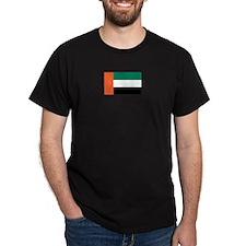UAE Black T-Shirt