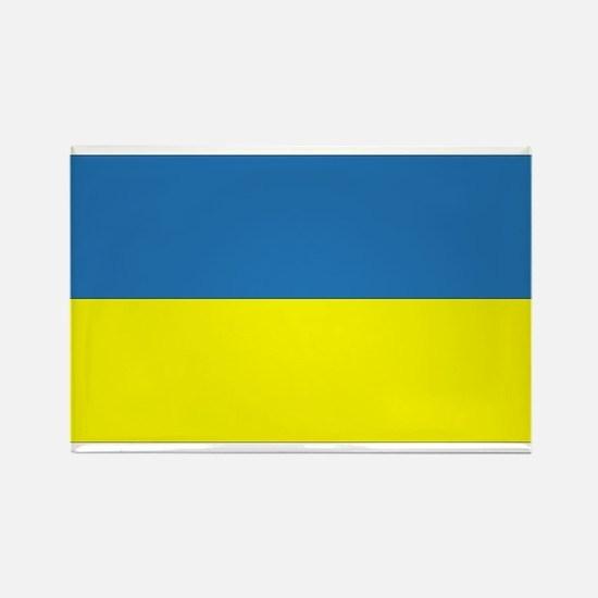 Ukraine Rectangle Magnet