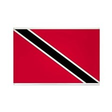 Trinidad & Tobago Rectangle Magnet