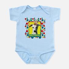 Birthday Cupcake - Whippet Infant Bodysuit