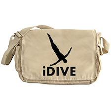 iDive Diving Messenger Bag