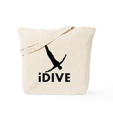 iDive Diving Tote Bag