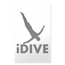 iDive Decal