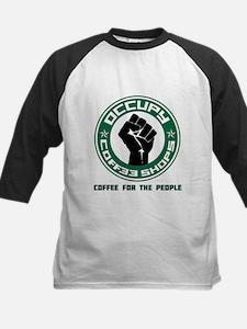Occupy Coffee Shops Tee