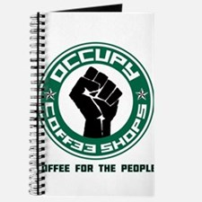 Occupy Coffee Shops Journal