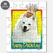 Birthday Cupcake - Eskie Puzzle