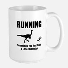 Running Motivation Large Mug