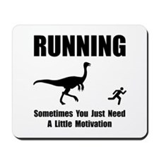 Running Motivation Mousepad