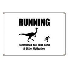 Running Motivation Banner