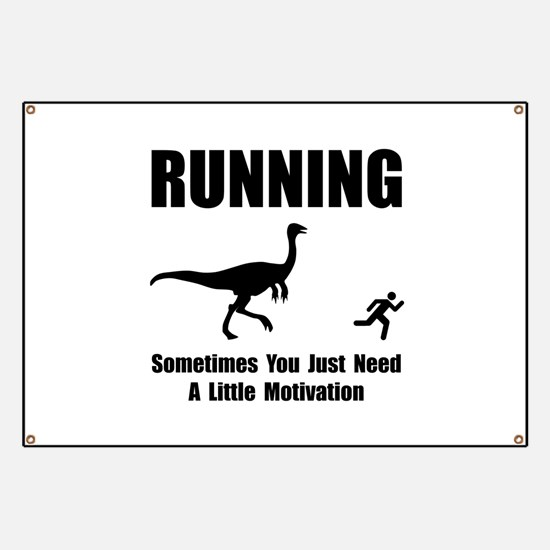 Running Motivation Banner