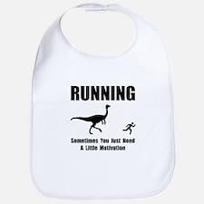 Running Motivation Bib