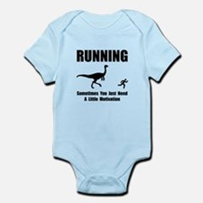 Running Motivation Infant Bodysuit