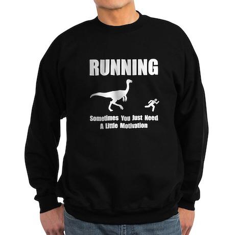 Running Motivation Sweatshirt (dark)